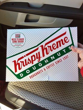 krispy kreme doughnuts goldsboro restaurant reviews. Black Bedroom Furniture Sets. Home Design Ideas