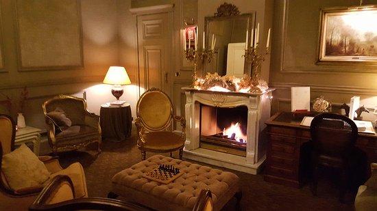 Hotel Heritage - Relais & Chateaux: SALON