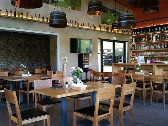 Herbolzheim, Deutschland: Restaurant Rebland im Europa-Park Golclub Breisgau
