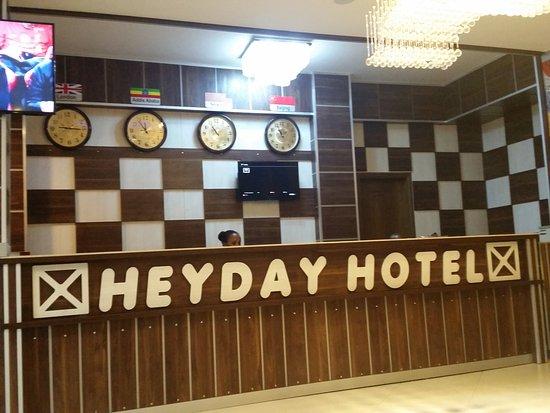 Heyday Hotel