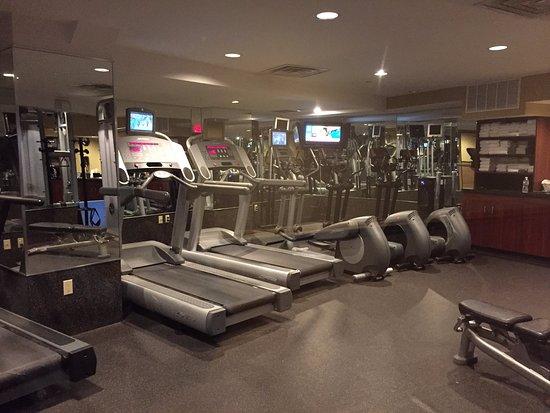 Hamburg, NJ: fitness center