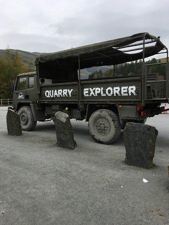 Quarry Explorer