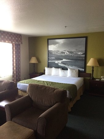 McCall, ID: New bedding package and Updated headboards!