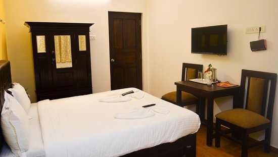 Anjuna, Indien: Classic bedroom