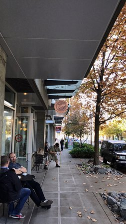 Photo of Cafe Espresso Vivace Alley 24 at 227 Yale Ave N, Seattle, WA 98109, United States