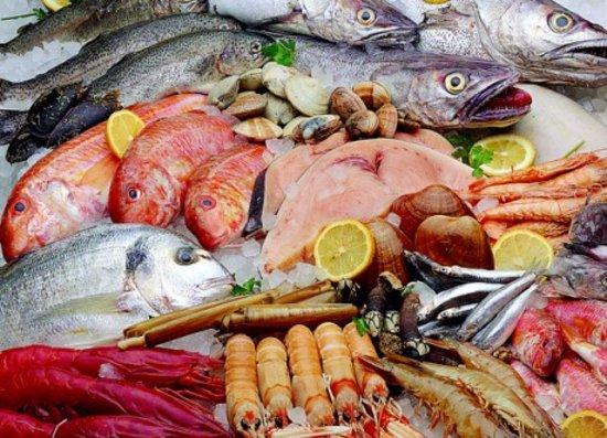 imagen Pescados Dique Sur en Melilla