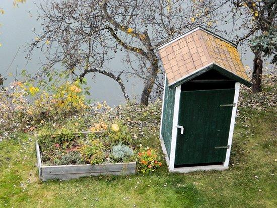 Hotel Am Wolfsgrubenersee: lo spazio a lago