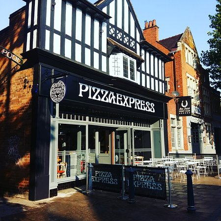 Pizza Express Moseley Picture Of Pizza Express Birmingham