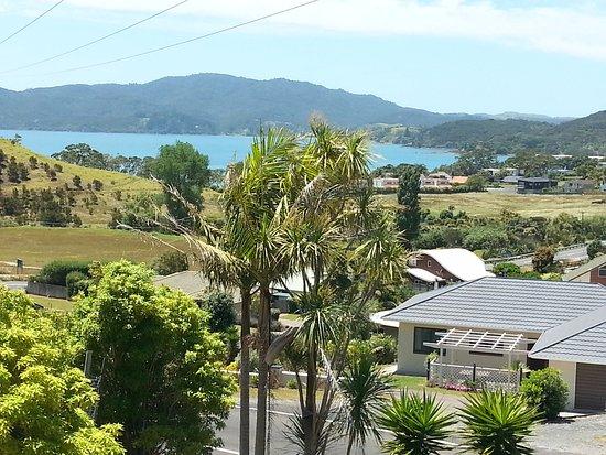 Мангонуи, Новая Зеландия: View from the breakfast area