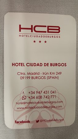 Rubena, Испания: HCB