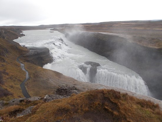 BusTravel Iceland: Gullfoss