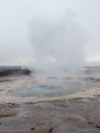 BusTravel Iceland: Geysir geothermal area