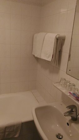 Norfolk Plaza Hotel: WC