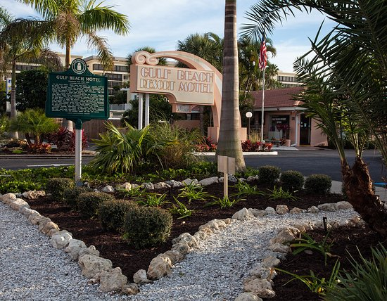 Gulf Beach Resort Motel Sarasota Florida Opiniones Y