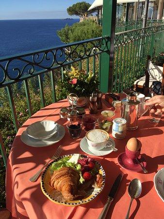Il San Pietro di Positano: Breakfast buffet everyday from 7-11 am