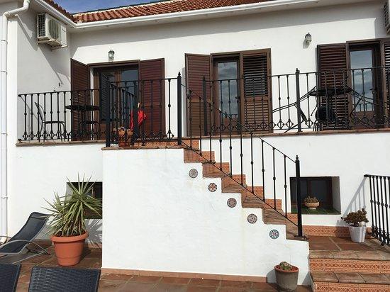 Teba, Espanha: La Calera our apartment
