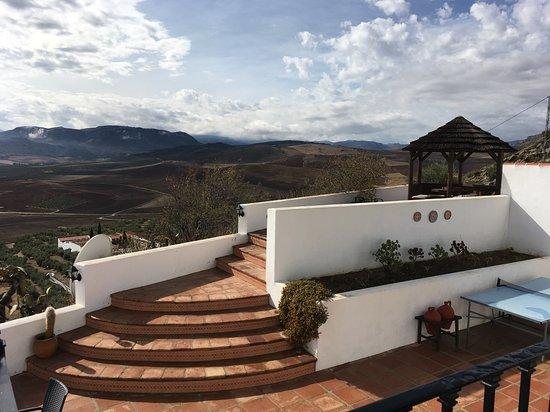Teba, Espanha: view