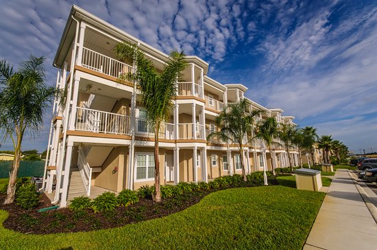 Holiday Inn Club Vacations Orlando Breeze Resort: Exterior building