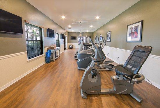 Holiday Inn Club Vacations Orlando Breeze Resort: Fitness center