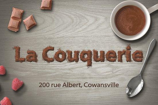 Cowansville, Canada: Wallpaper La Couquerie