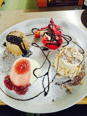 italia a tavola italia a tavola desert nach art des hauses