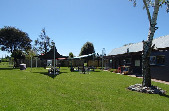 Glenavys Waitaki River Motor Camp