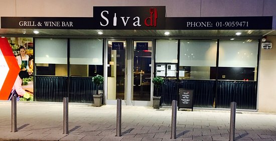 Leopardstown, Ierland: Sivad Grill & Wine Bar
