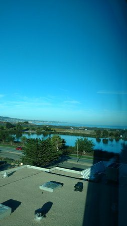 Embassy Suites by Hilton Hotel Monterey Bay - Seaside: View from 5th Floor, Room 520