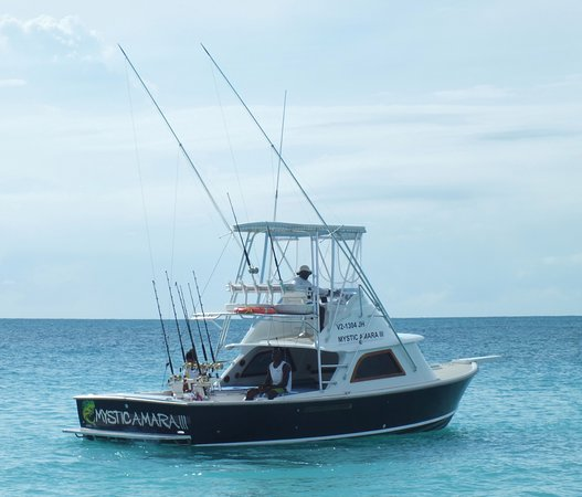 Mystic Amara III - Deep Sea & Bottom Fishing Charters