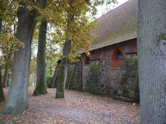 Ole Kerk - die kleine Feldsteinkirche