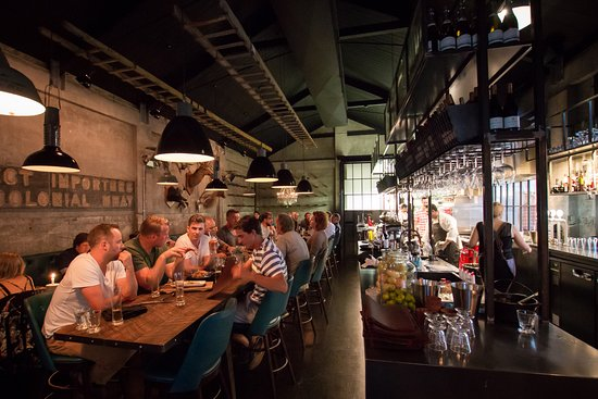 New Plymouth, New Zealand: Social Kitchen - 40 Powderham Street