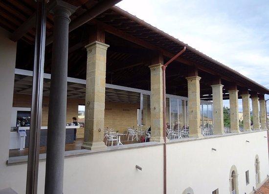 La Terrazza Con Il Bar Foto Di Il Caffè Del Verone