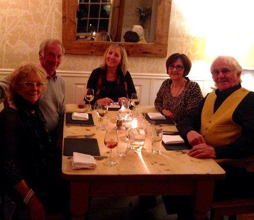 Gillingham, UK: The Ship Inn Restaurant