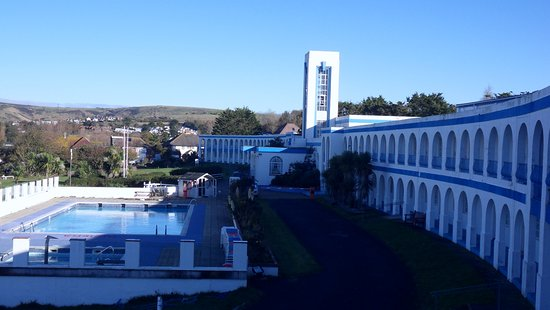 Superb pool picture of riviera hotel weymouth tripadvisor - Hotels in weymouth with indoor swimming pool ...