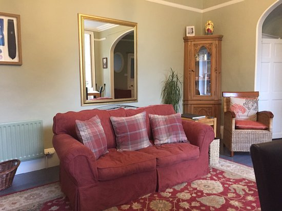 Cheswick, UK: Gorgeous rooms in a gorgeous house