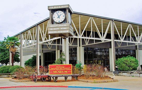 Jackson, MS: Discover Mississippi's rich agricultural heritage.  MS Ag Museum