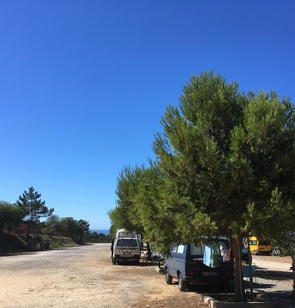 Bungalows at Ericeira Camping: RV pitches