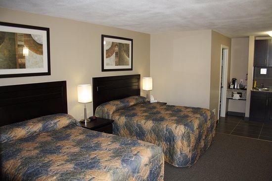 Peace River, Kanada: Kitchenette Room