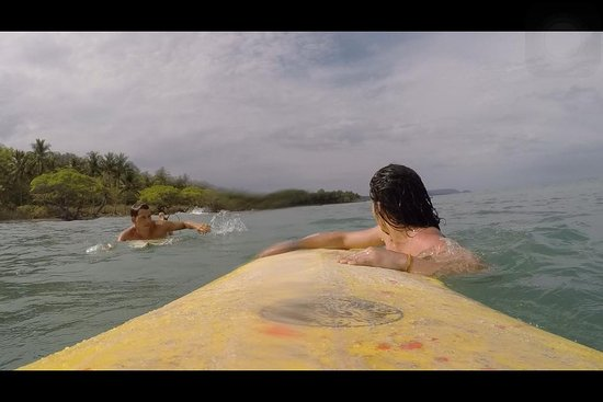 Cabuya, Costa Rica: Surf lessons for beginner and advanced levels