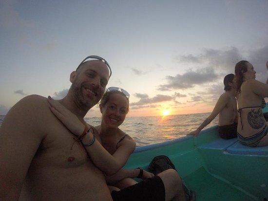 Cabuya, Costa Rica: Boat fishing tour