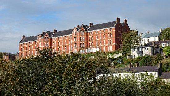 ehemalige St. Kevin's Asylum Klinik - Picture of Lee Fields, Cork -  Tripadvisor