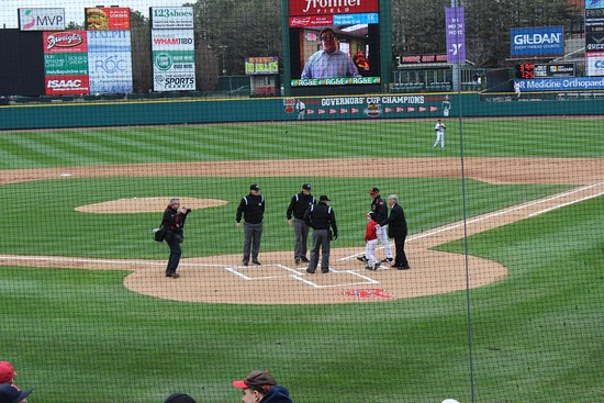 Frontier Field: Opening Day 2015