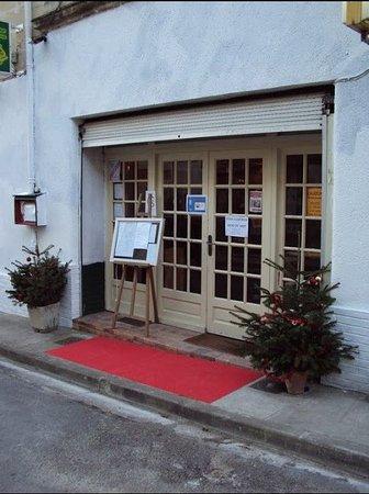 Lauzun, Francia: La porte d'entrée