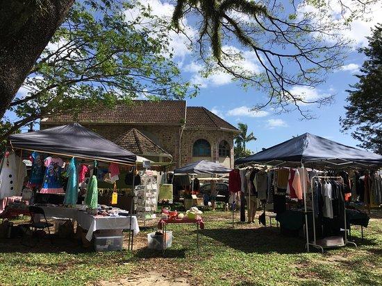 Mossman Saturday Market