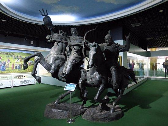 Inner Mongolia Khorchin Museum: в музее