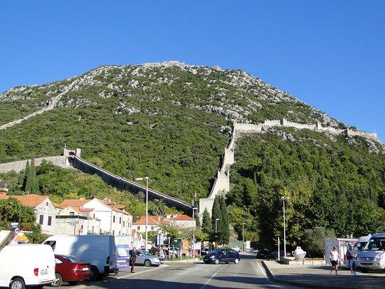 Ston City Walls Photo