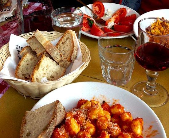 ristorante cucina romana at campo de' fiori - foto di campo de ... - Ristoranti Cucina Romana