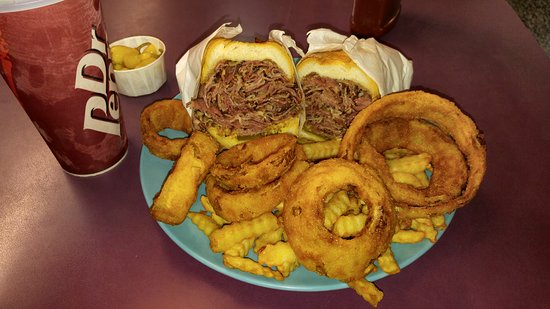 La Puente, Kalifornien: J B Burgers