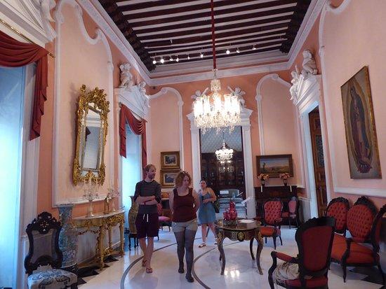 Foto de museo casa montejo m rida some of the interior of the casa tripadvisor - Foto casa merida ...