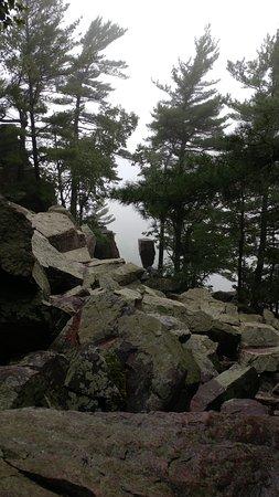 Baraboo, WI: Balance Rock